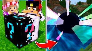 Майнкрафт но с Новыми Супер Лаки Блок МОД Девушка НУБ И ПРО Видео Троллинг Minecraft