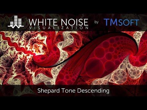 Shepard Tone Descending