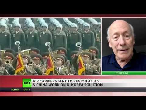 U.S. Officials Ignore History Of Korean War, Falls Back On 'Crazy' Kim