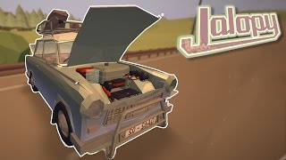 Under hood Fully Upgraded! - Jalopy [Ep. 9] - Let