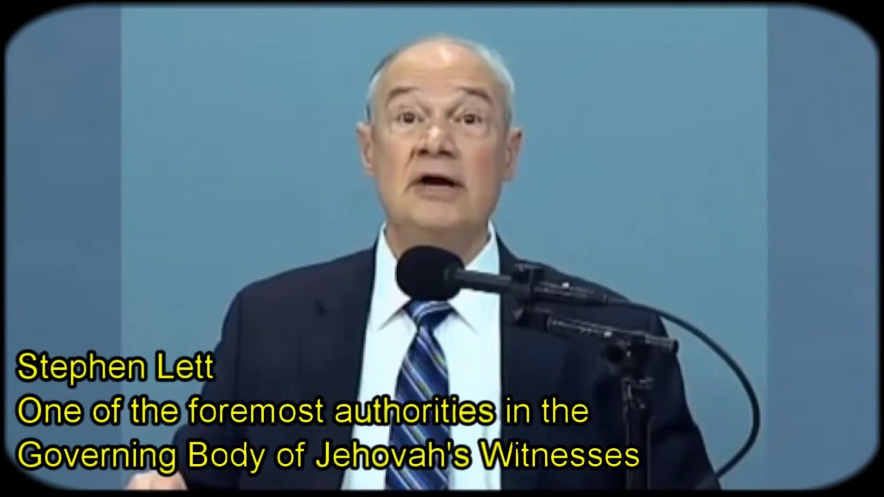 Corruptions of Christianity: Jehovah's Witnesses