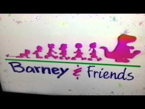 Barney's Best Manners Spanish Into (Alternate Version)