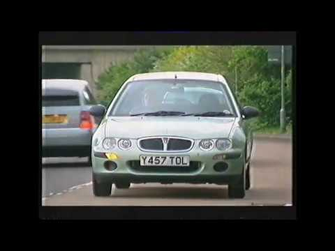 Old Top Gear: 2001 | Lexus SC, Rover 25, Ford Mustang