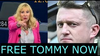 12.06.2018 - TOMMY ROBINSON & BREXIT DEFENDED BY UK MEPS - #NotOnMSM #FreeTommy