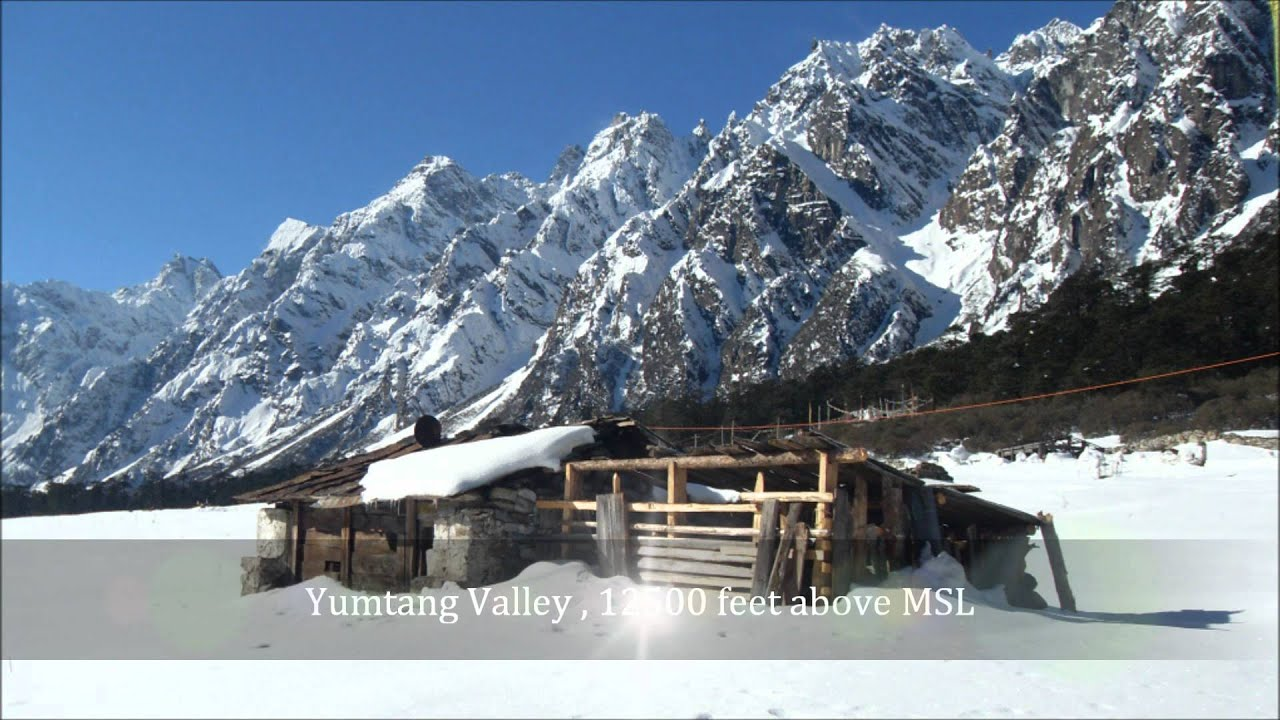 Yumthang Valley North Sikkim A Photographic Journey HD