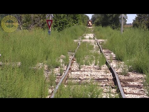 World's Worst Railroad Tracks...Ever!