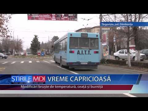 VREME CAPRICIOASA  - MDI TV