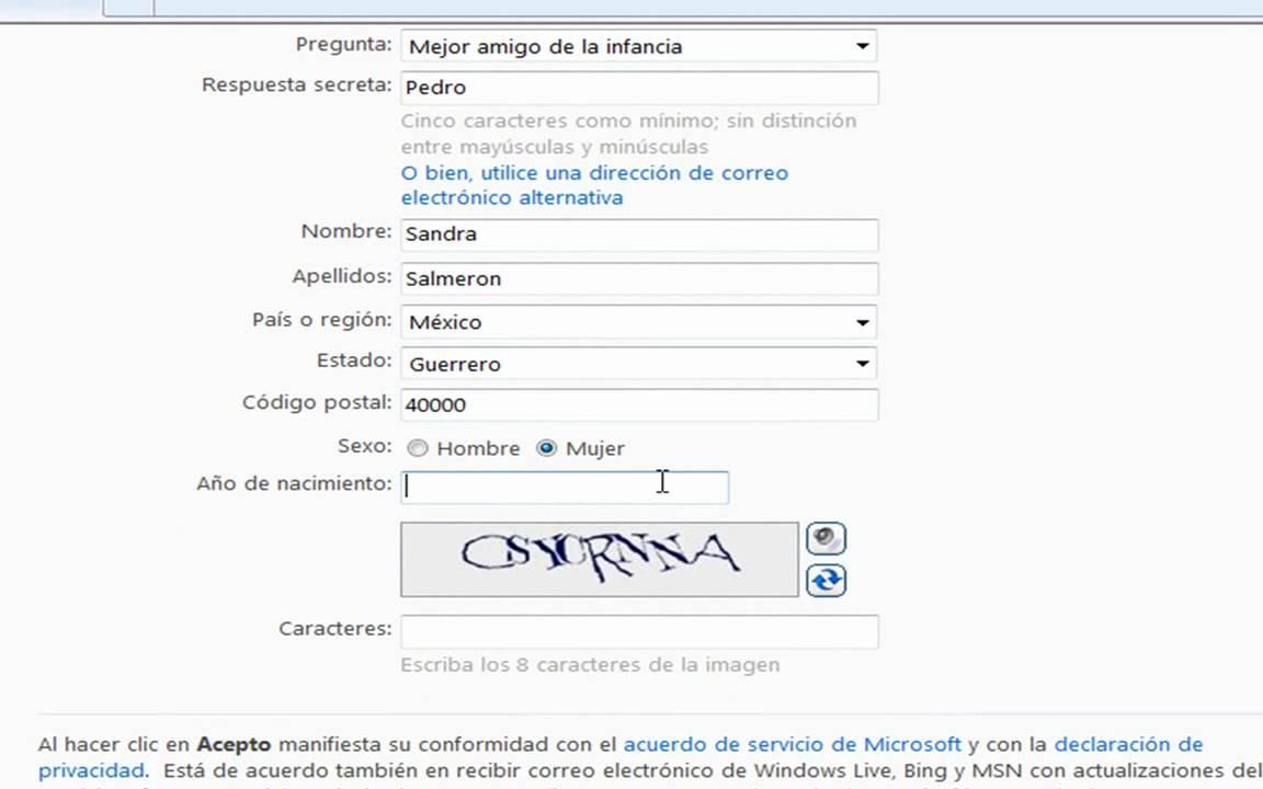 hotmail.com abrir correo electronico