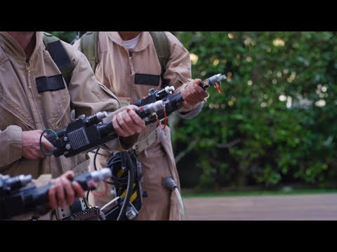 GHOSTBUSTERS WORLD (AR Mobile Game) – Official Teaser Trailer (HD)