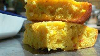 Cornbread Dressing - Sugarfree - Healthy Food - How To