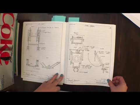 How to Start an Award Winning VEX Notebook