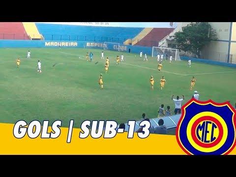 Sub-13: Madureira 2 x 0 São Cristóvão - Taça Guanabara