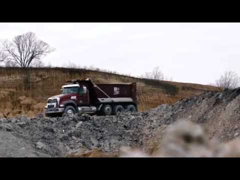 V McGee Trucking uses Mack's mDRIVE HD to get the job done