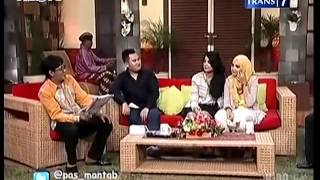 Video Nassar & Shireen Sungkar, PAS MANTAP download MP3, 3GP, MP4, WEBM, AVI, FLV April 2018