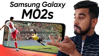 Samsung Galaxy M02s Price, Specifications, Features and India Launch Date