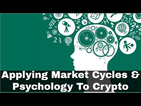Applying Market Cycles & Psychology To The Crypto Space