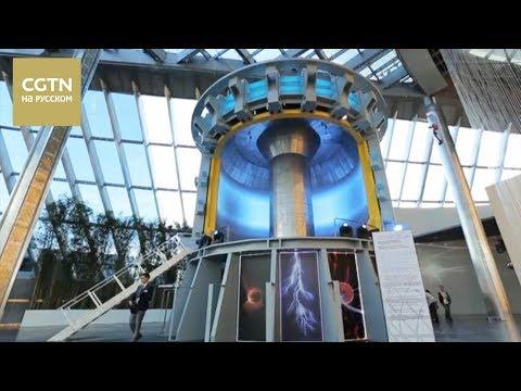ЭКСПО-2017 в Астане: Китай продемонстрировал миру технологии энергии будущего