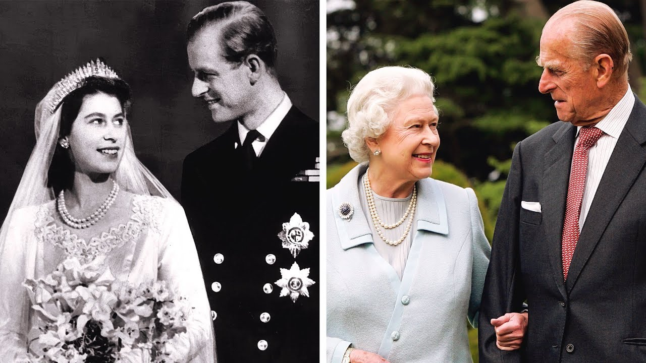 The Story Behind The Crown's Queen Elizabeth & Princess ...