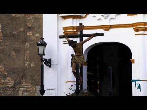 Resultado de imagen de Cristo de la Vera Cruz de Bollullos Par del Condado