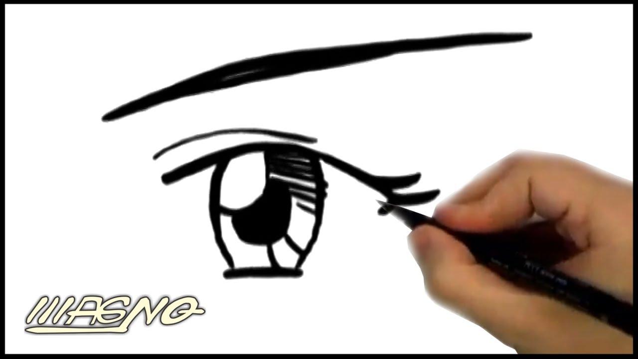 Olho De Anime Saiba Como Fazer Para Desenhar Olhos De Personagens