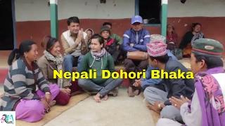 Live Dohori नेपाली दोहोरि भाका हानाहान हेर्नुस् कसको जित ? Devi Ale Vs Laxman Lamsal