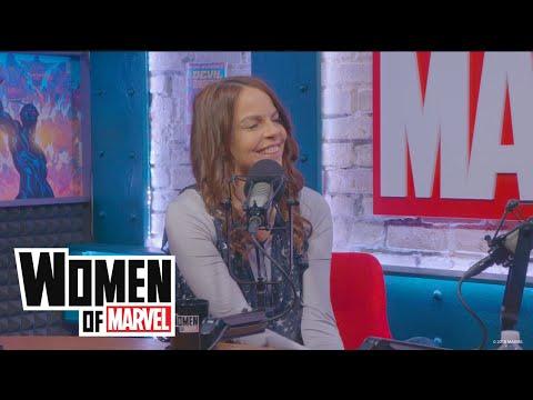 Margaret Stohl talks THE LIFE OF CAPTAIN MARVEL | Women of Marvel
