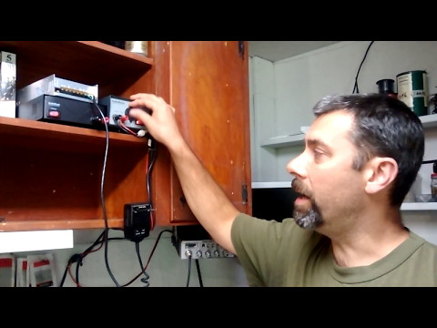 CB Radio Power Supply Options For Base Station Setups.