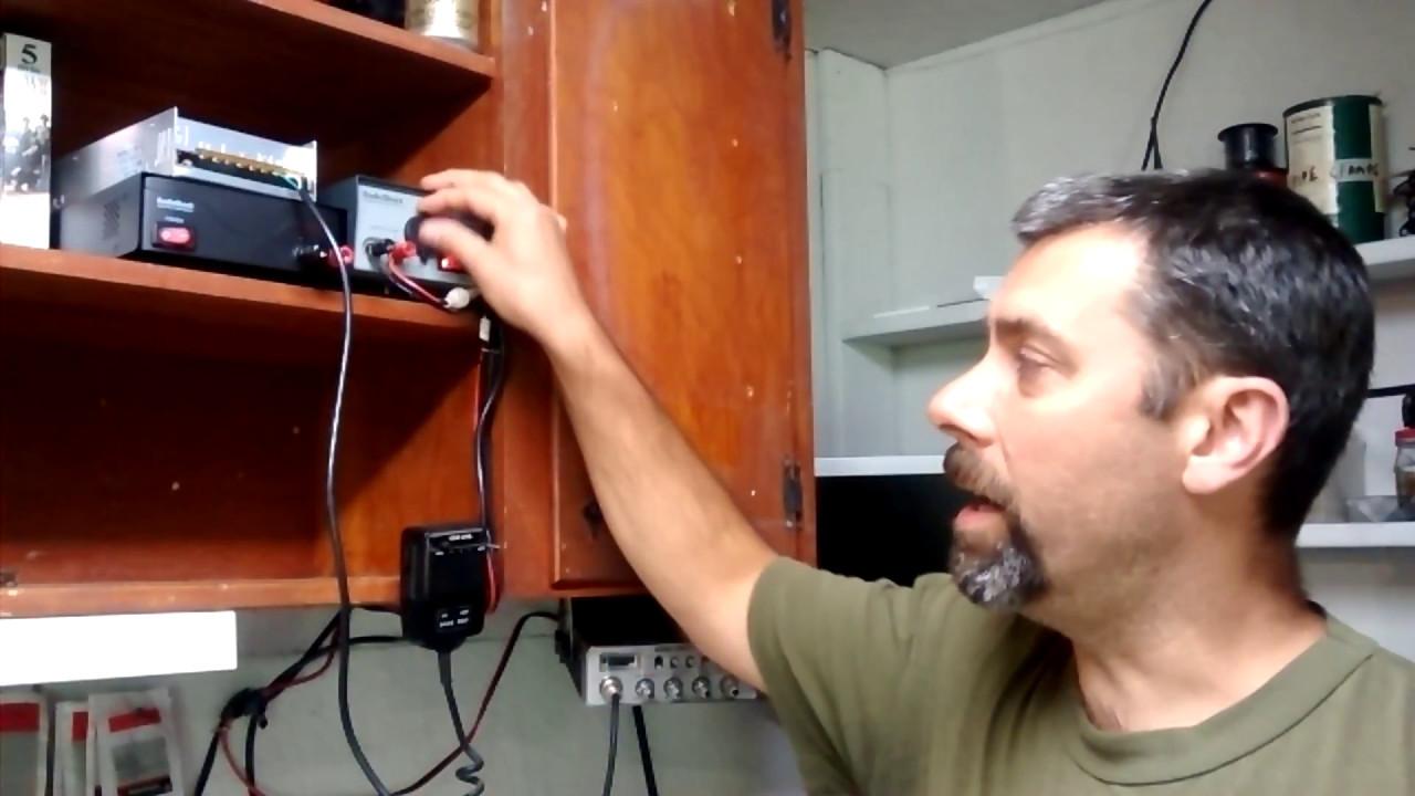 CB Radio Power Supply Options For Base Station Setups