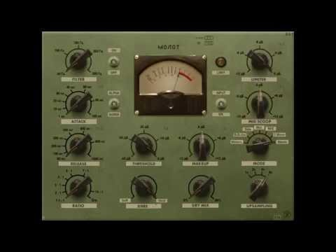 Molot (bass) by vladg/sound
