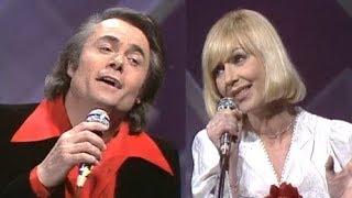 Alain Barrière et Noëlle Cordier - Tu t'en vas (1975)