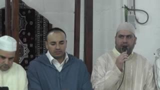 6 Cérémonie du 20 mai 2016   Mosquée Hamza de Bruxelles   Abdelghani et Mounir