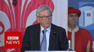 Juncker: Why English is