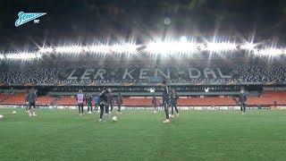 «Зенит-ТВ»: открытая тренировка перед матчем с «Русенборгом»