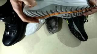 Видеообзор зимних кроссовок restime