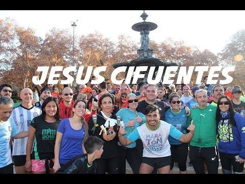 Carrera solidaria por Jesús Cifuentes