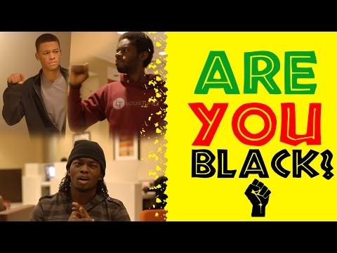 Are You Black? (Team Light Skin vs Team Dark Skin)