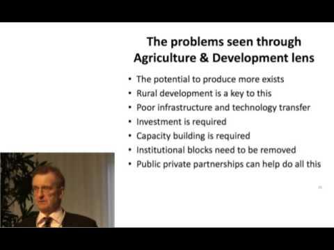 AGA 2012__ Keynote speech by Professor Tim Lang