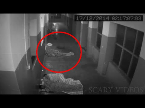 Ghost Coming Out Of mortuary Caught On CCTV Camera | Most Shocking Ghost Sighting | Scary Videos thumbnail