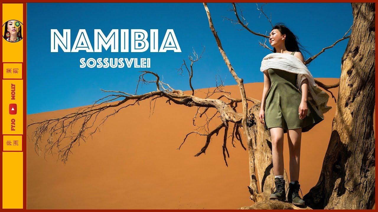 ⭕️ Namibia Danger and Survival in Deadly Desert (Sossusvlei) 纳米比亚沙漠历险记