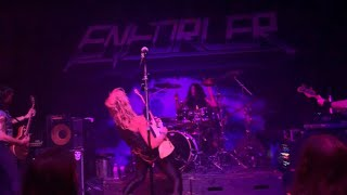 Enforcer - Death Rides This Night - Live 2019 at the Masquerade in Atlanta