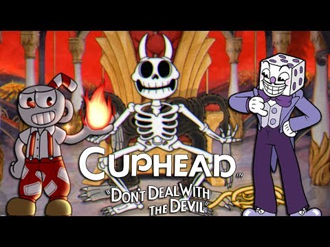Cuphead Part 8 Finale: A Game of Trial and Error!