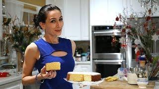 Սովորական Բիսկվիտ - Biscuit Cake Recipe - Heghineh Cooking Show in Armenian