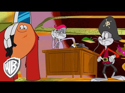 Looney Tunes | The Many Disguises Of Bugs Bunny