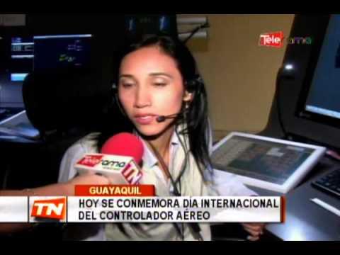 Hoy se conmemora día internacional del controlador aéreo