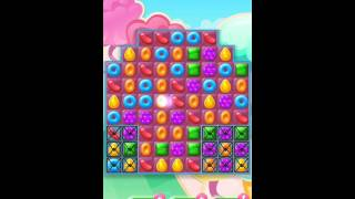 Candy Crush Jelly Saga Level 16 New No Boosters