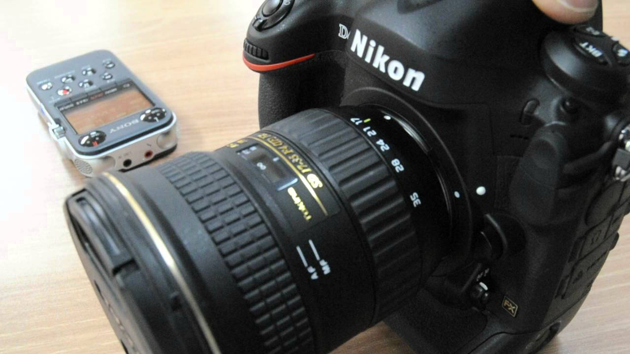 Tokina AT X 17 35mm f4 PRO FX Lens Test