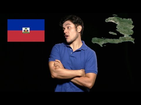 Geography Now! Haiti