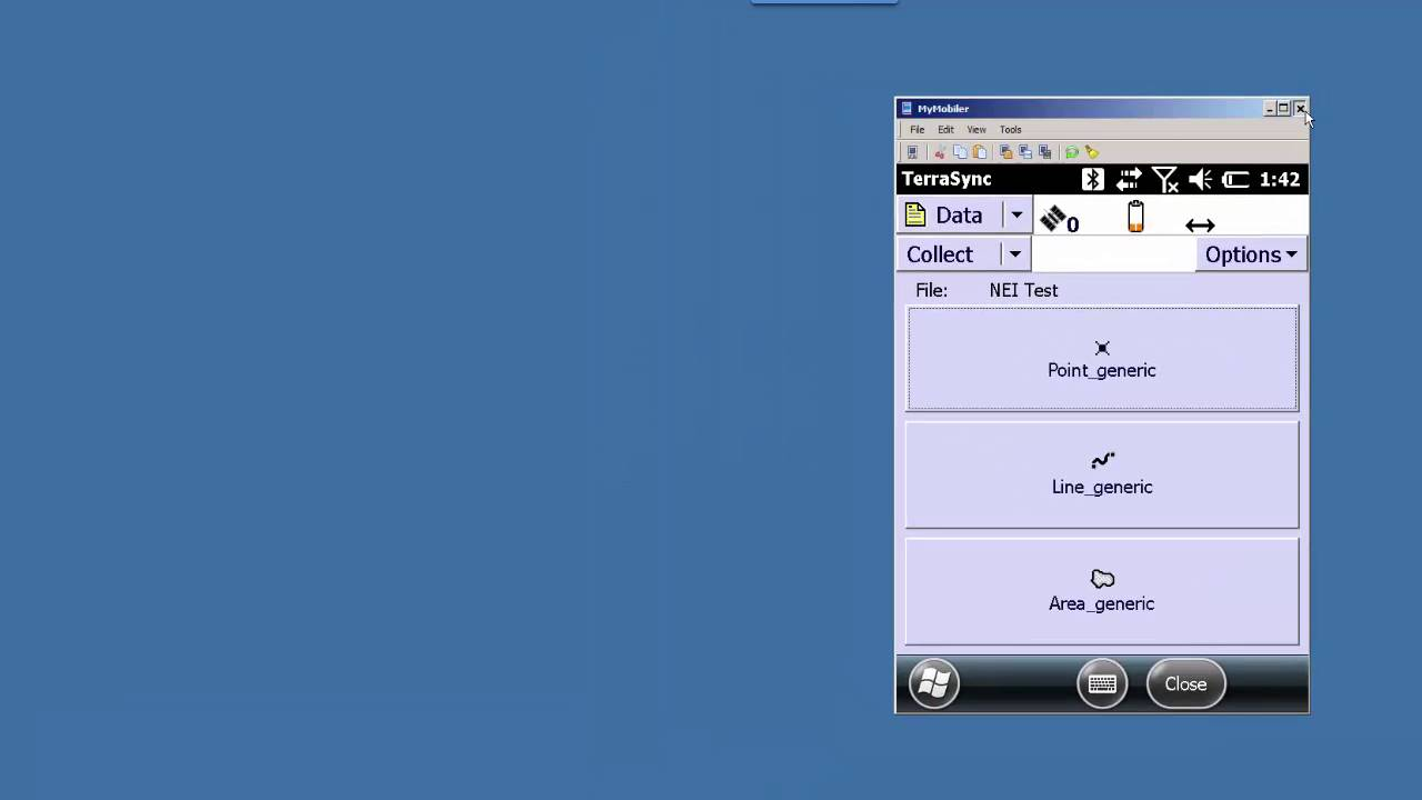 How to Transfer Trimble's TerraSync RAW GPS Files to Pathfinder Office