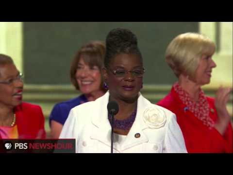 Women of U.S. House of Representatives Speak on the Issues