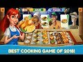 Chef Fever Kitchen Restaurant Food Cooking Games Android Gameplay